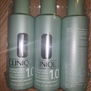 X3 400ml Clinique Lotion #1 13.5oz NEW & SEALED